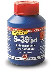 Anzapack 854024M Decapante para Soldadura