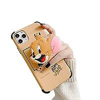 iPhoneXS Maxケース Tom and Jerry iphone12 / iphone12pro / iphone12promax / iphone12mini 対応ケース 可愛い トムとジェリー アイフォン12 ケース TPU素材 耐衝撃 落下防止 軽量 耐久性 おしゃれ iPhone7/8 iphone11 11pro 11promax スマホケース アイフォン11カバー 携帯ケース