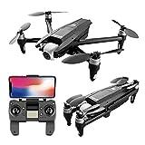 HJRBM Drone Quadcopter UAV con cámara de 48MP Video 4K Gimbal de 3 Ejes Tiempo de Vuelo de 34 min, Función de Sensor de Gravedad, Despegue/Aterrizaje con una tecla,