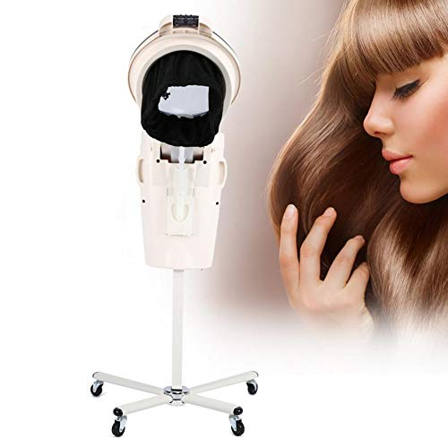 XHH O3 Ozono Micro Niebla Pelo Buque de Vapor Pelo Cuidando Máquina, Pelo Procesador con Inteligente Alto definición Pantalla para Salón Belleza Barbero