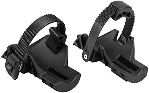 EUFAB Radstopper für breite Reifen bis 3,25 Zoll, 2-TLG. für Fahrradträger