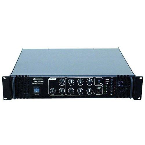 Omnitronic 80709751 MPZ-500.6 Mischverstärker