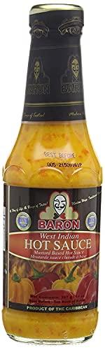 Baron West Indian Hot Sauce (397ml)