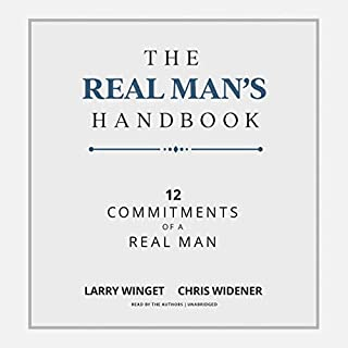 The Real Man's Handbook cover art
