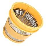 Licuadora de boca ancha Filtro de malla Exprimidor duradero de acero inoxidable Colador para kiwi para el hogar