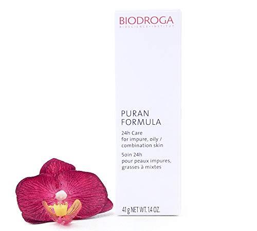 Biodroga Puran Formula 24h-Pflege für unreine, fettige Haut