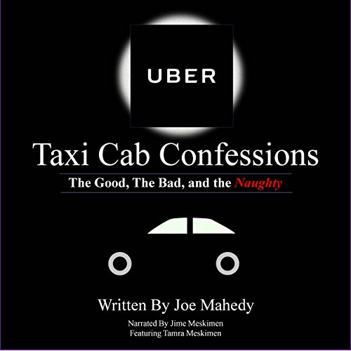 Uber Taxi Cab Confessions cover art