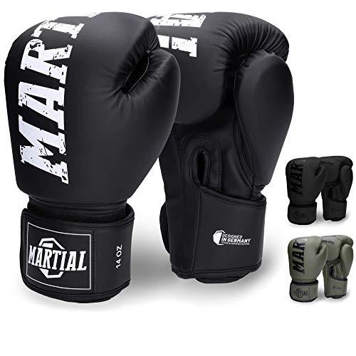 Martial Boxhandschuhe - NEUES Modell -...
