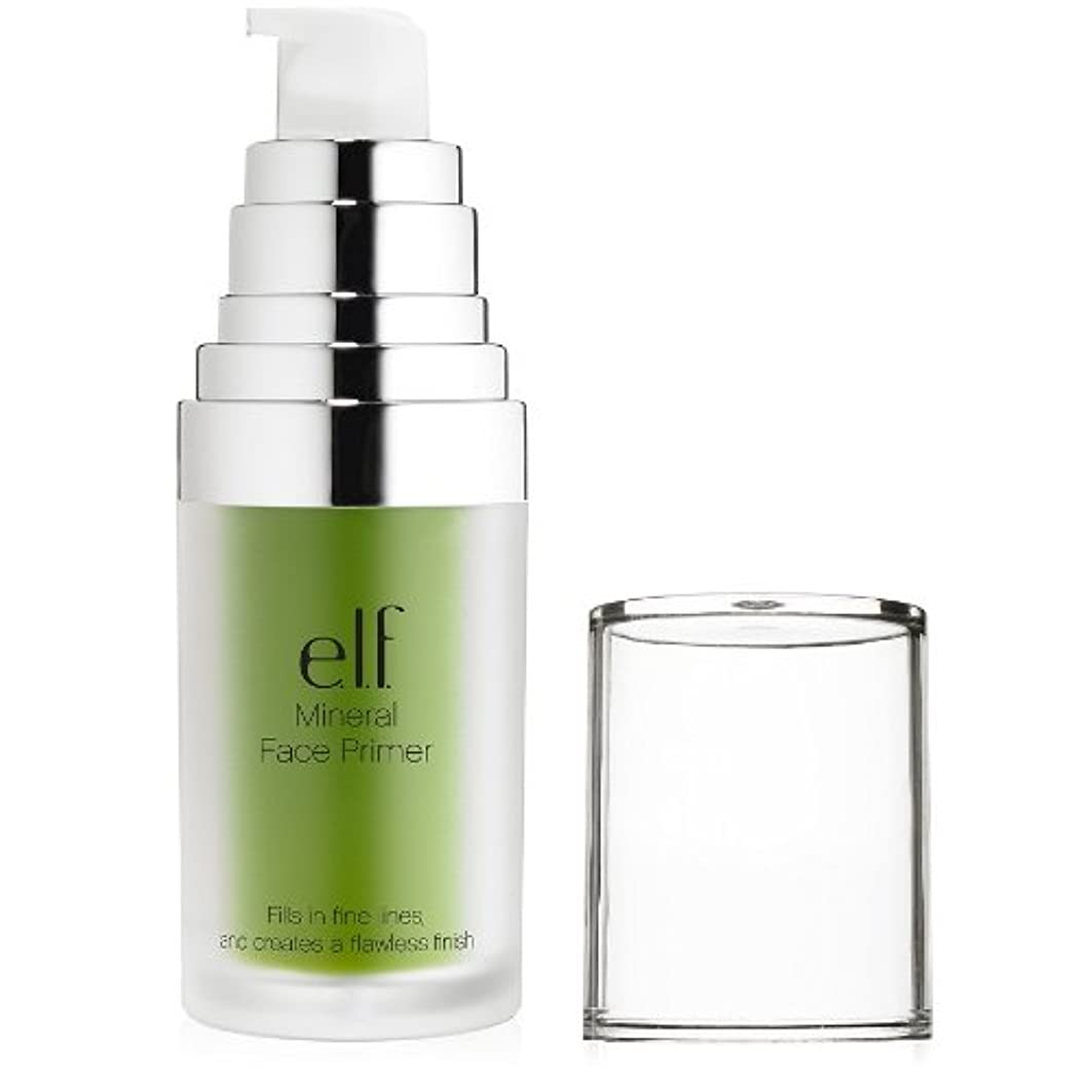 デザイナー指標パネル(3 Pack) e.l.f. Studio Mineral Infused Face Primer - Tone Adjusting Green (並行輸入品)