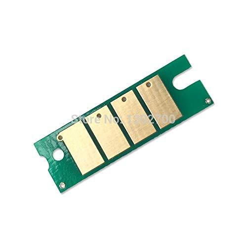 2X 407254 Chip de Cartucho de tóner para Ricoh Aficio SP 200, 201, 202, 203, 204, 210, 211, 212, 213, 200sf 201n 210su 210sf 212su reinicio de Polvo