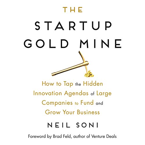 The Startup Gold Mine                   By:                                                                                                                                 Neil Soni,                                                                                        Brad Feld - foreword                               Narrated by:                                                                                                                                 Stu Gray                      Length: 5 hrs and 22 mins     Not rated yet     Overall 0.0