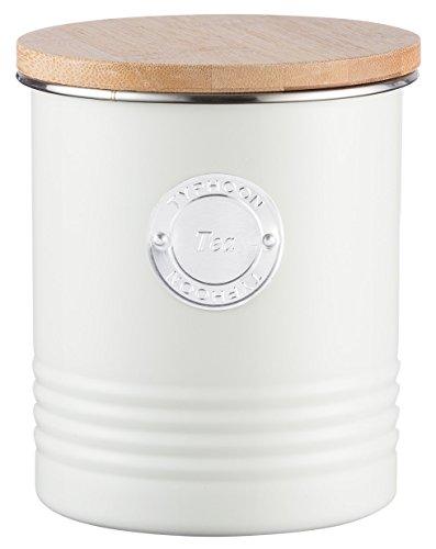 Typhoon Living Boîte à thé, crème