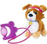 ColorBaby- Puppy Perrito de Peluche con Sonidos, Multicolor (Sprint 46675)