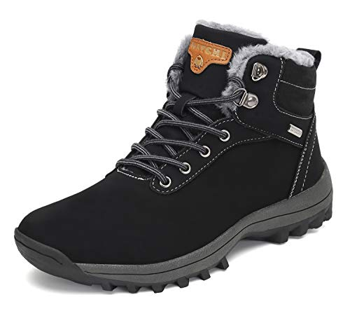 Pastaza Stivali da Neve Uomo Donna Trekking Scarpe Inverno Impermeabili Outdoor Pelliccia Sneakers...