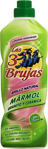 Las 3 Brujas - Limpiador Concentrado - Brillo natural - 1 l