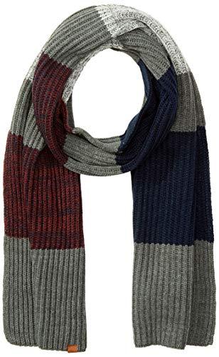 Springfield Buf.Punto Rays Interseas-C/12 sjaal, blauw (medium_blauw 12), één maat (maat van de fabrikant: U) voor heren