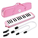 Best Melodicas - Vangoa 32 Key Melodica, Musical Instrument Air Piano Review
