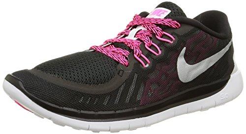 Nike Free 5.0 (GS), Damen Laufschuhe Mehrfarbig 37 1/2