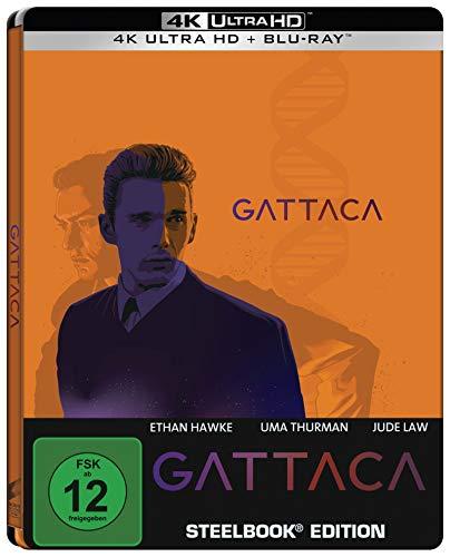 Produktbild von Gattaca Steelbook UHD + Blu-ray (exklusiv bei Amazon.de)