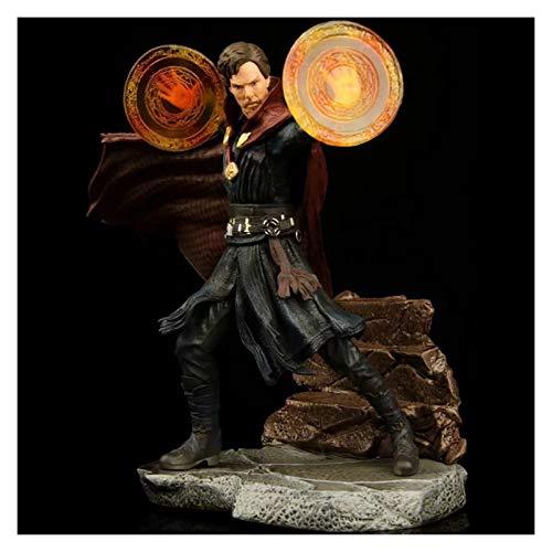Htipdfg Figura de acción Endgame Doctor Strange Película Personaje de películas 1/10 Figura de acción Modelo Juguetes 18 cm (Color : No Retail Box)
