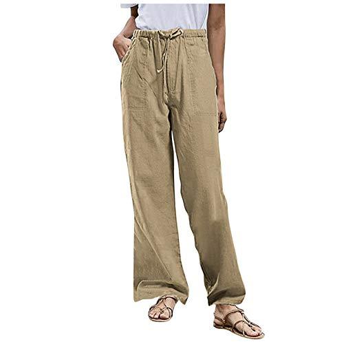 classifica pantaloni donna in lino