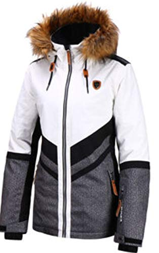 Rehall Damen Skijacke Maze-R Weiss (100) XL