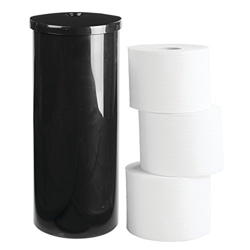 Frosted Jobar Zenna Home 7668k Toilet Paper Canister