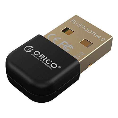 Mini Adaptador ORICO USB Bluetooth V4.0 - BTA-403 - Preto