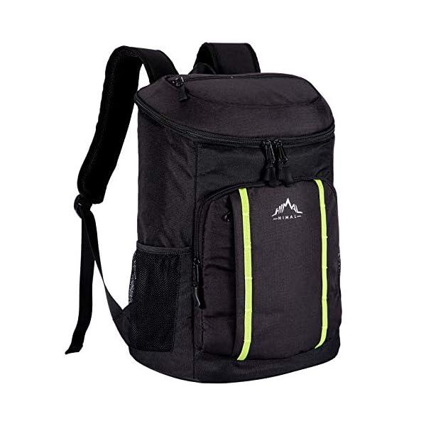 Himal Outdoors Insulated Cooler Backpack,Lightweight Leak-Proof Soft Cooler Bag,Large...