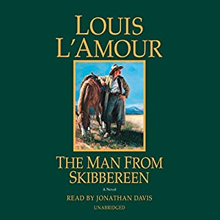 The Man from Skibbereen audiobook cover art