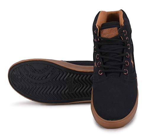 Product Image 2: Sparx Men's SC0282G Black Tan Sneakers 6