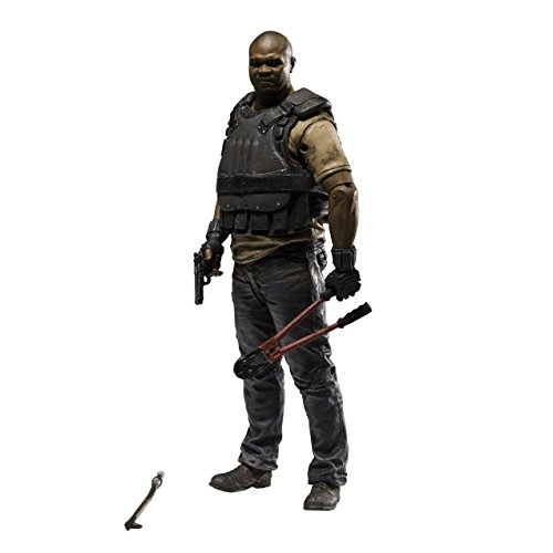 The Walking Dead Tv Series 9 - T-Dog Action Figure (15Cm)
