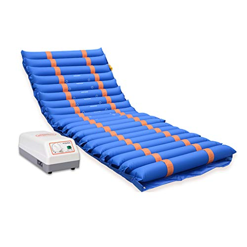 Daily necessities LTD Anti-decubitus Air Mattress Bed-ridden Elderly Care Inflatable Turning Cushion Paralyzed Patients Inflatable Cushion Single Air Cushion, Bedsuitable for The Elderly, Patients