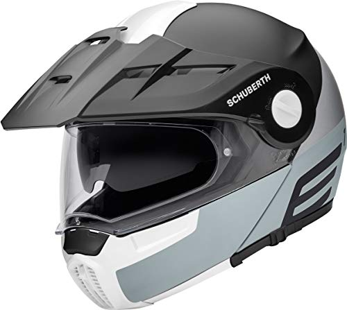 SCHUBERTH E1 CUT GRIS XL