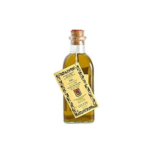 Nunez de Prado Bio Natives Olivenöl Extra (500 ml) - Packung mit 2