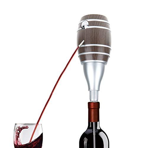 Vinteky Mini Escanciador de Sidra/Sagardo/Cidre Práctico Echador de Vino...