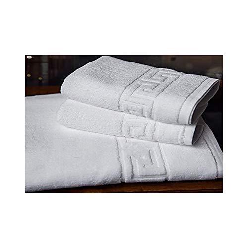 SABANALIA Toalla Greca 450 grs de algodón Eco - Uso