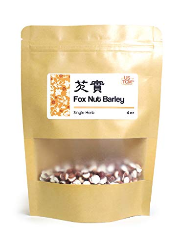 New Packaging Fox Nut Barley Euryale Ferox Dried Nuts  4 Oz