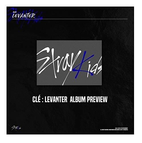 Stray Kids - Clé : Levanter [Normale Version]: Album,Vorbestellung, gefaltetes Poster und Fotokartenset (zufällige Version)
