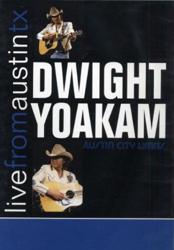 Dwight Yoakam - Live from Austin, TX (+ Audio-CD) [2 DVDs]