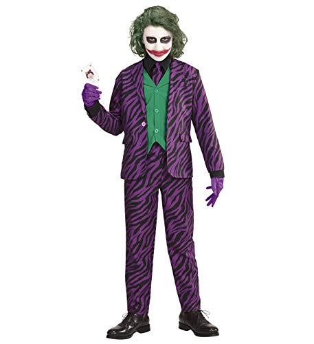 Checklife Evil Joker Kinderkostüm Gr. 128