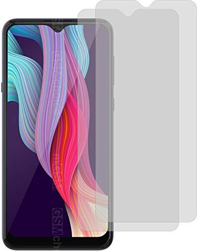 4ProTec I 2X ANTIREFLEX matt Schutzfolie für Hisense King Kong 5 Bildschirmschutzfolie Displayschutzfolie Schutzhülle Bildschirmschutz Bildschirmfolie Folie