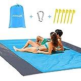 Beach Blanket Sandfree Camping Mat Waterproof Large【Comfortable...