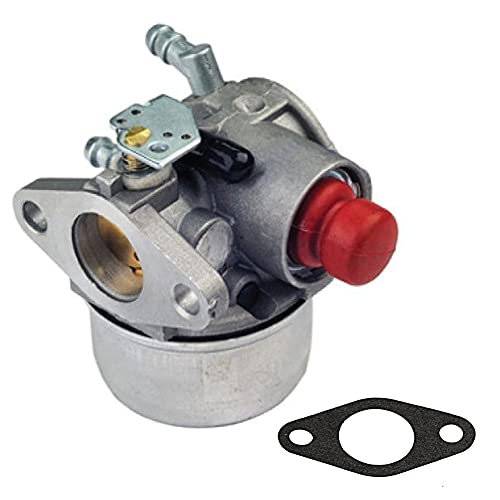 Fuerdi Carburetor For Tecumseh 640025 640025C OHH55 OHH60 OHH65 Carb With Free Gasket