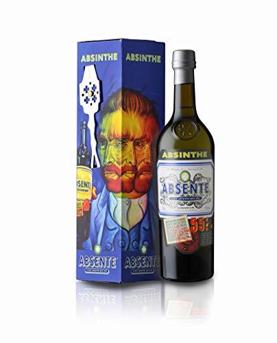 ABSENTE Absinthe Etui + Cuillere 700 ml