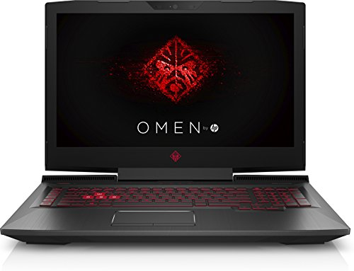 HP Omen 17-an026ns - Portátil de 17.3' Full HD (Intel Core i7-7700HQ, RAM...