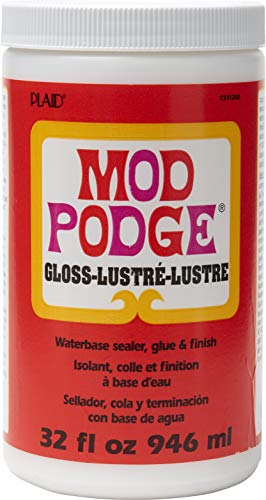 Mod Podge CS11203 Waterbase Sealer, Glue &...
