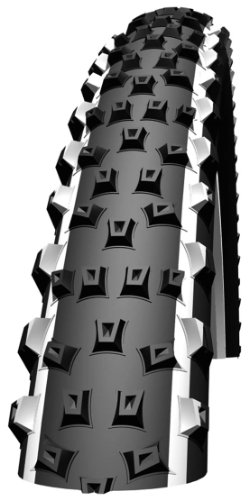 Schwalbe Reifen ROCKET RON Evo, TL, Folding, white stripes, 26x2.25, 11600215