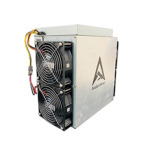GUO Avalon Miner 1166pro 78TH Asic Miner, 3276W Bitcoin Canaan Miner Machine Mucho más Barato Que Antminer S19 y Whatsminer M31S,68T