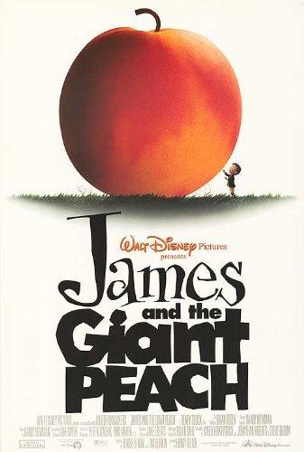 James And The Giant Peach [Edizione: Regno Unito] [Edizione: Regno Unito]
